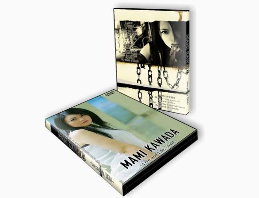 Mami Kawada ~Live and Life, SAVIA~
